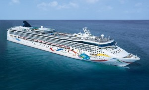 Norwegian Dawn sailings
