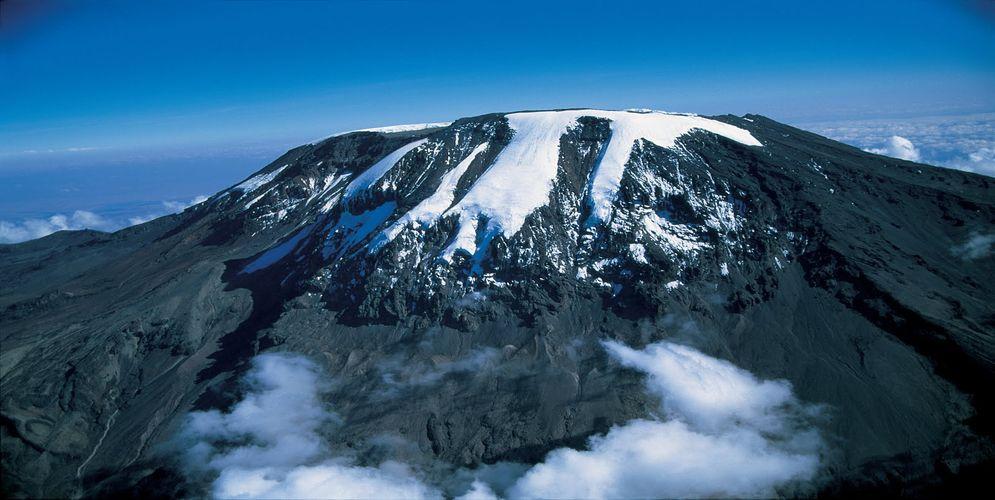 Kibo Clif - Mount Kilimanjaro 995