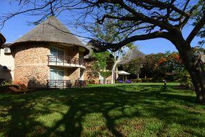 Tanzania beach hotel