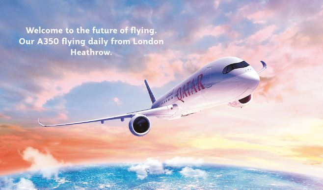 Qatar Airways Heathrow flights
