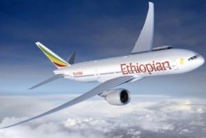 Ethiopian Dublin to Lax