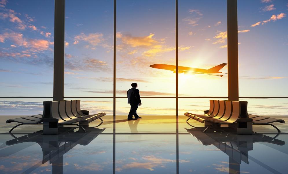 Executive lounge Dublin Airport
