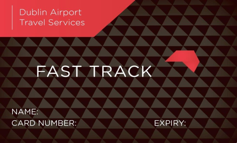 Dublin airport fast track