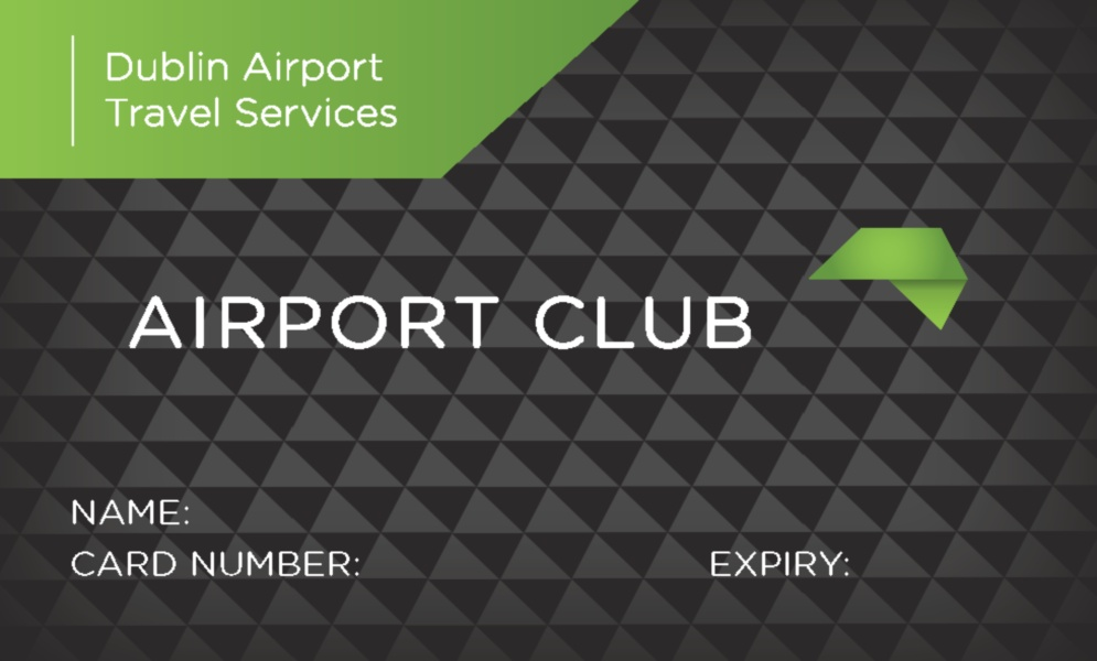 Dublin Airport Airport club