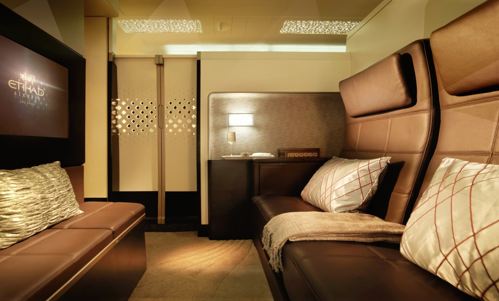 Etihad Airways residence