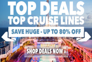 Cruise line promotions