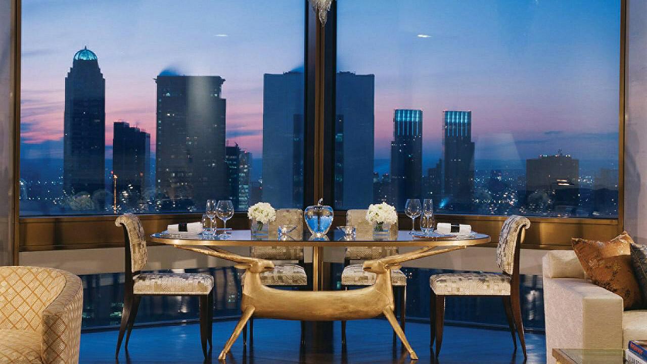 Ty Warner Penthouse, Four Seasons, N.Y.C. -  FlyCruiseStay.comFlyCruiseStay.com