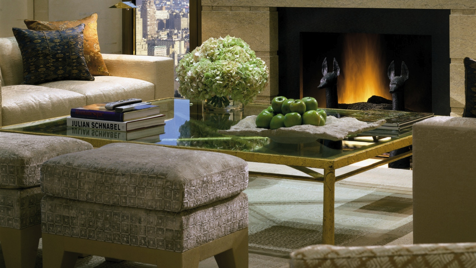Four Seasons Penthouse New York City