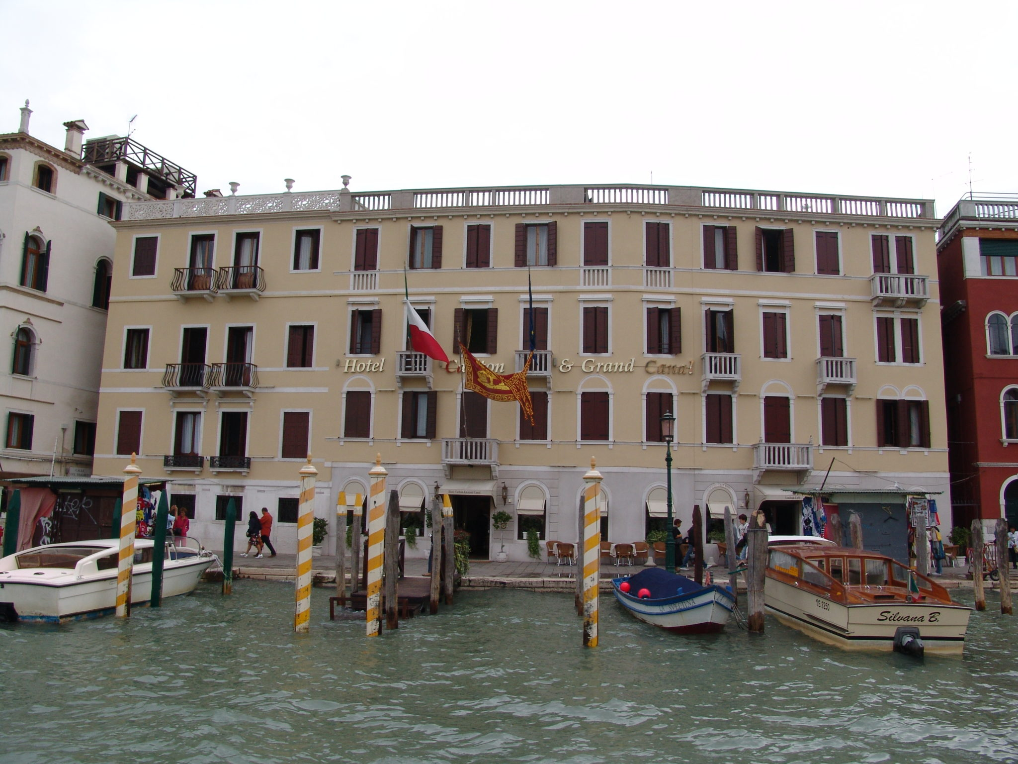 Hotel Carlton On The Grand Canal  Venice