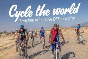 Intrepid cycling tours