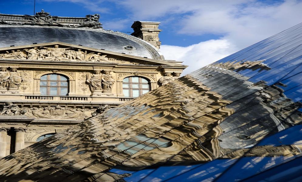Lourve Museum Paris