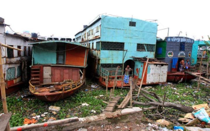 Floating Faridpur Hostel