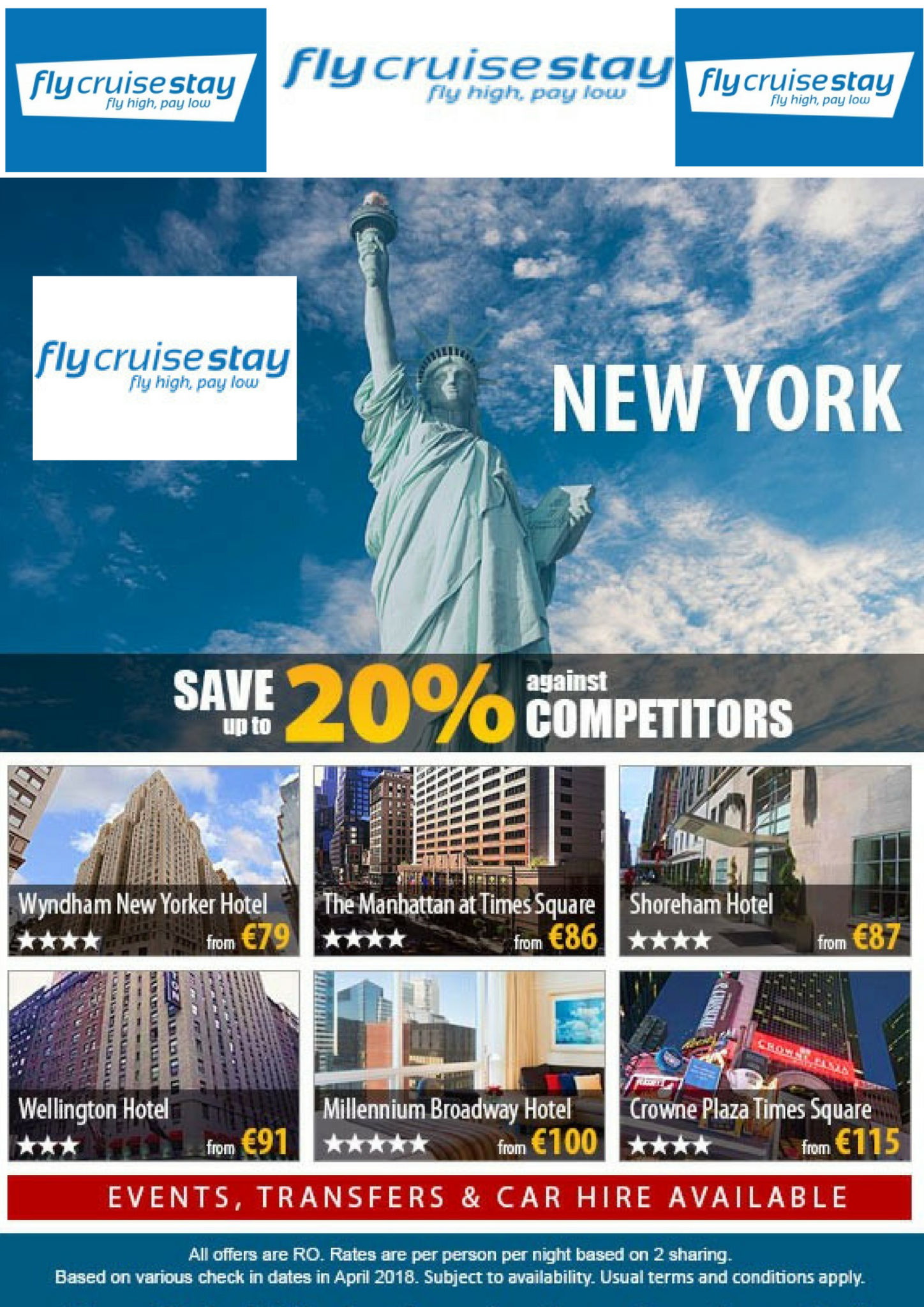 New York Hotel Deals