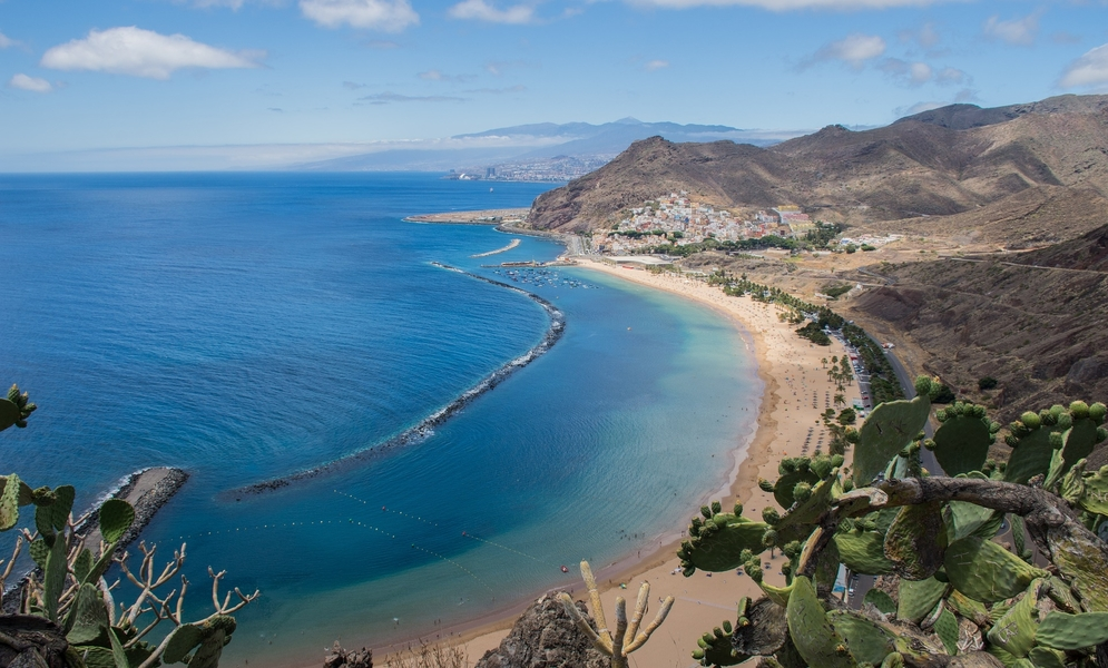 Tenerife Canary islands