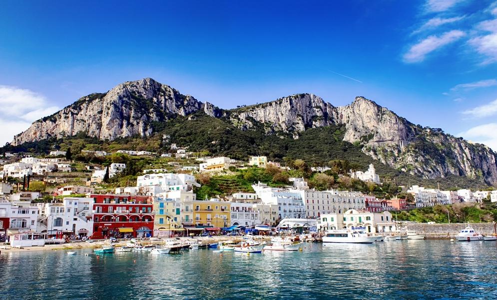 Capri Hotels