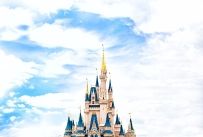 Cinderella's castle, Orlando