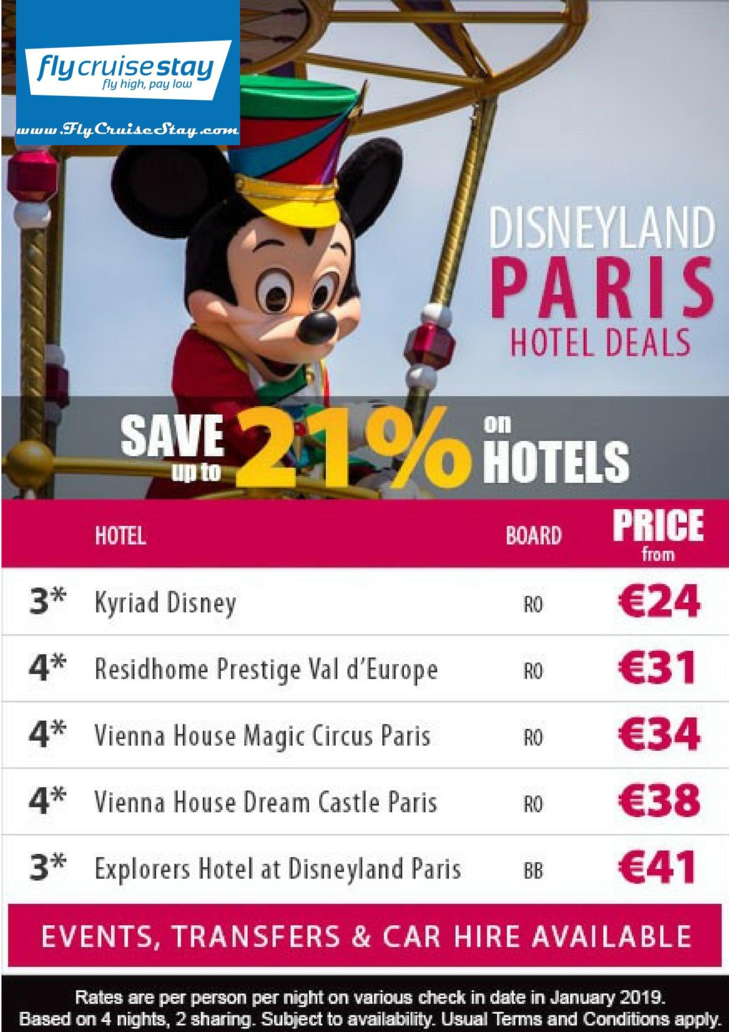 Disneyland Paris Resorts