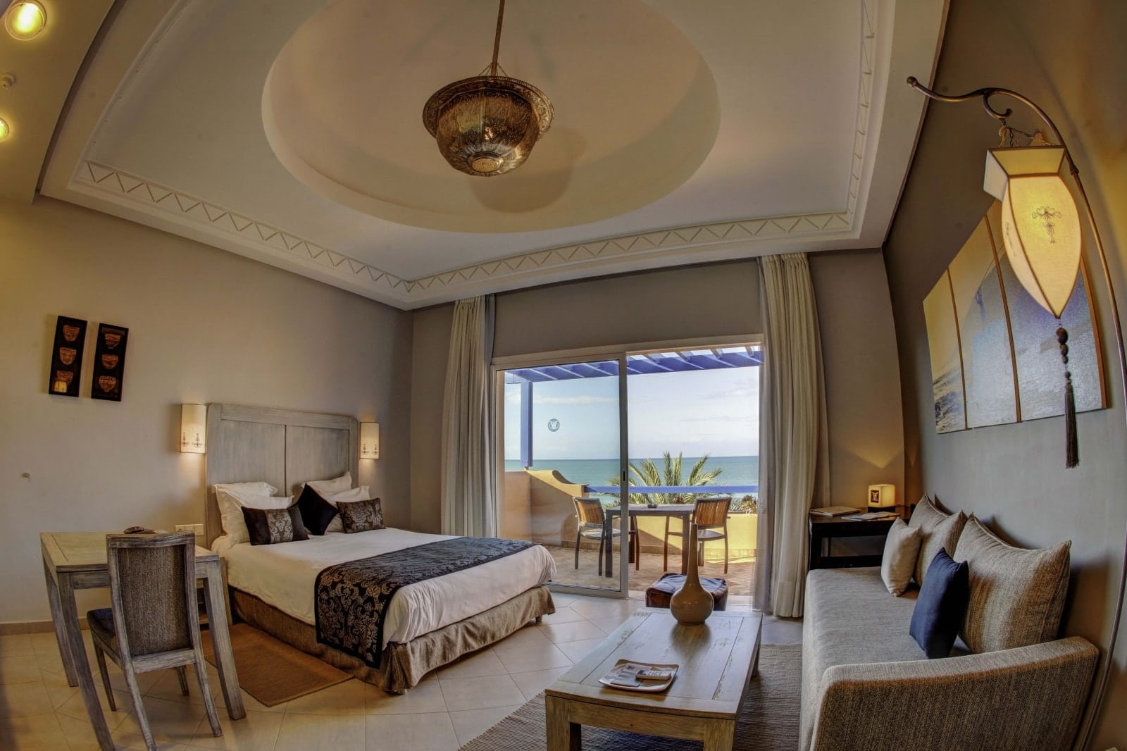Paradis Plage Junior suite room