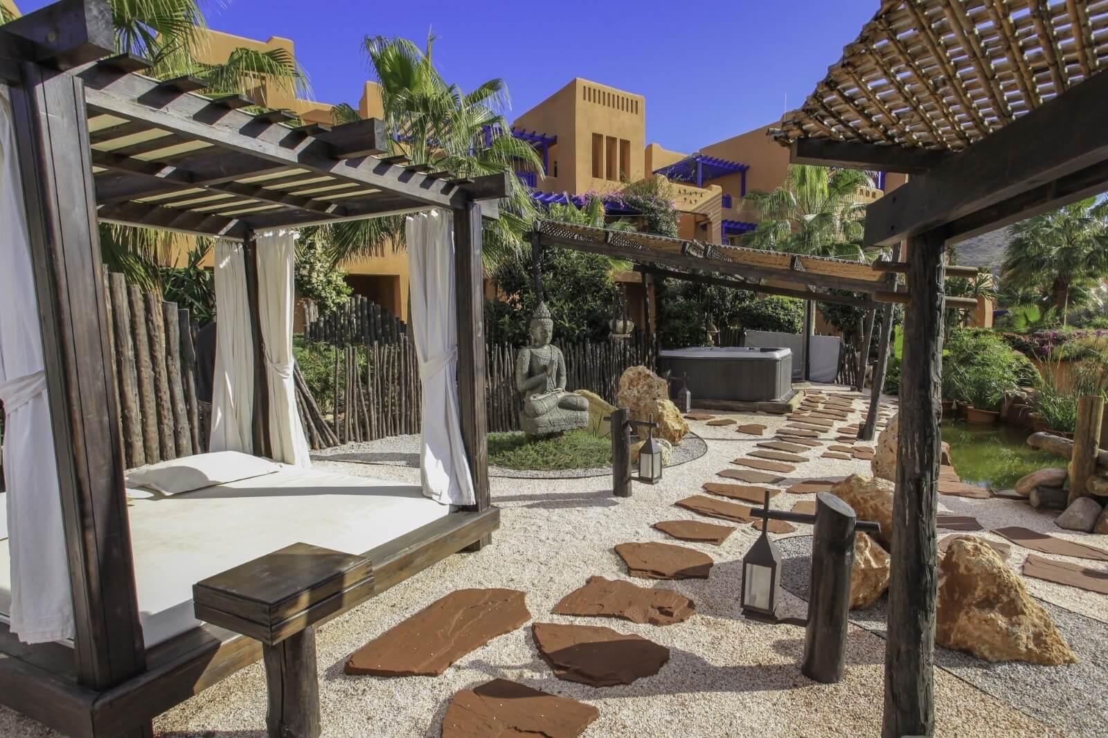 Paradise Plage Agadir Zen Garden