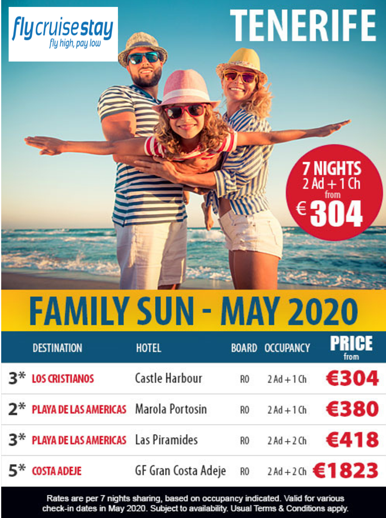 Tenerife Family Deals