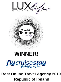 Lux Life Magazine Winner Travel