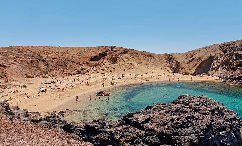Lanzarote, Canary island