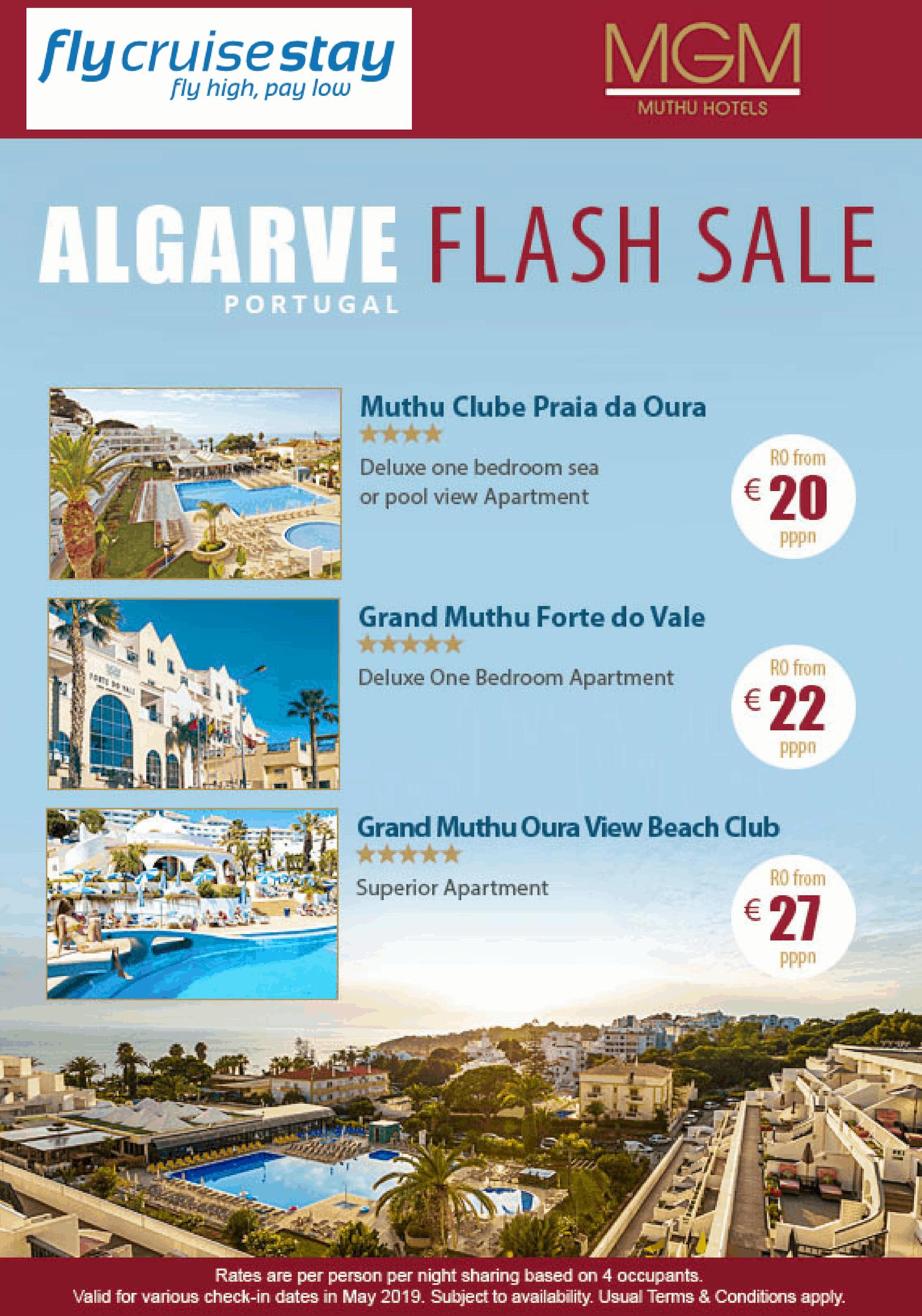 Muthu Hotels Algarve
