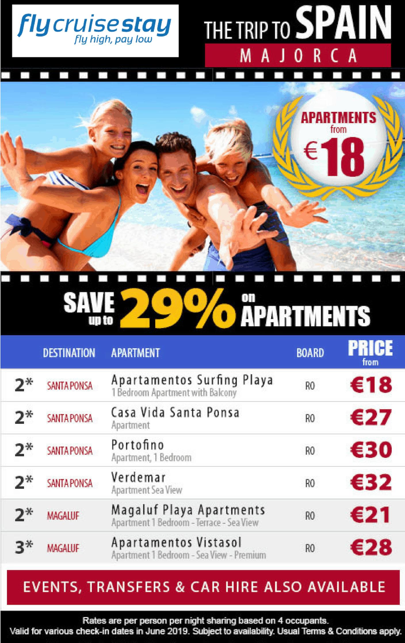 Santa Ponsa Hotels