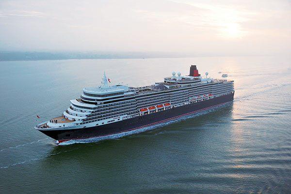 Cunard Queen Elizabeth
