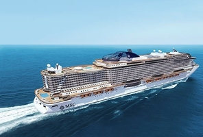 MSC Cruise Lines Seaview