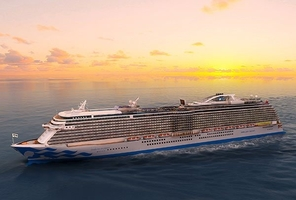 Princess Cruise Lines Majestic Princess