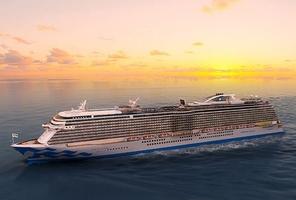 Princess Cruise Lines Majestic Princess