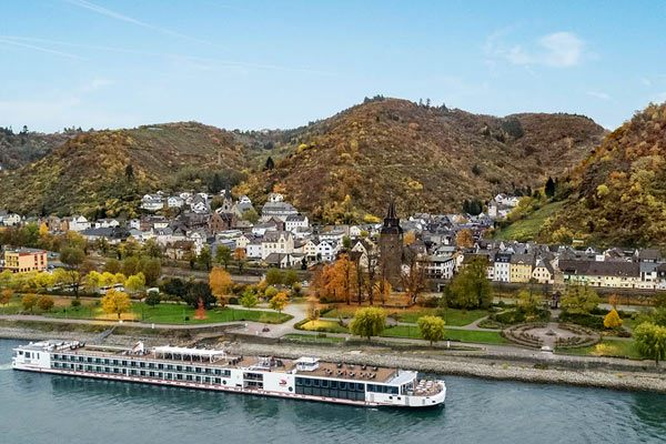 Viking River Cruises Viking Longship Alsvin