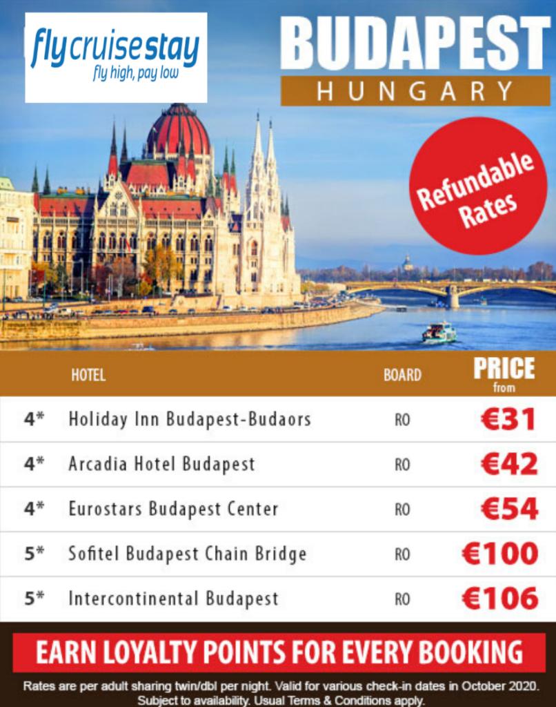 Budapest Hotel Deals